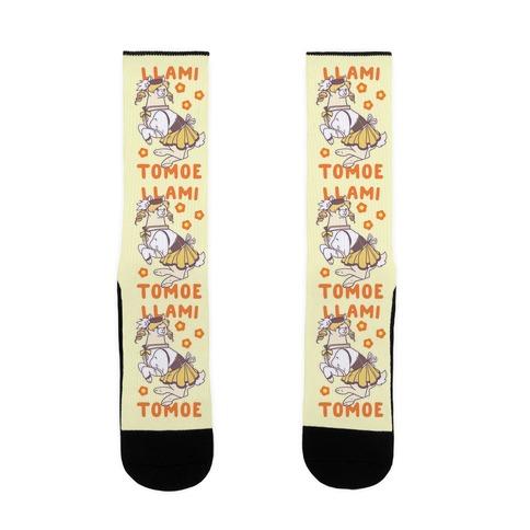 Llami Tomoe Sock