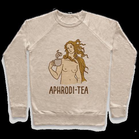 Aphrodi-tea Pullover
