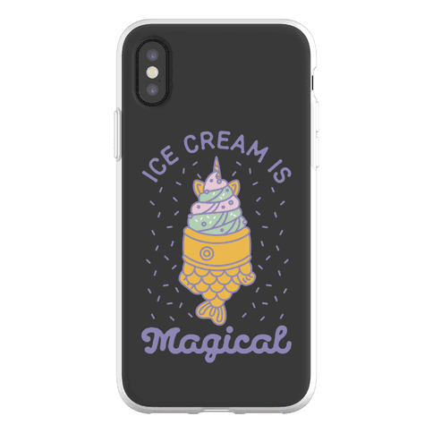Ice Cream is Magical Phone Flexi-Case