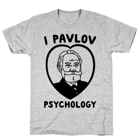 I Pavlov Psychology  Mens T-Shirt