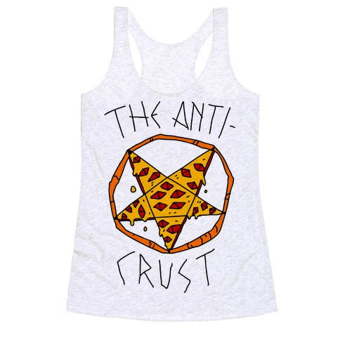 The Anti Crust Racerback Tank Top