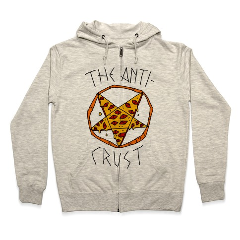 The Anti Crust Zip Hoodie