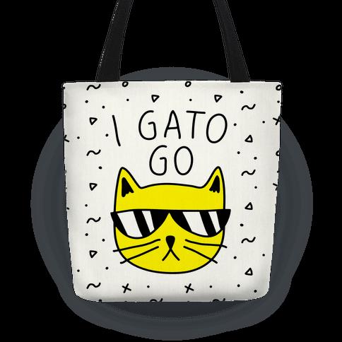 I Gato Go Tote