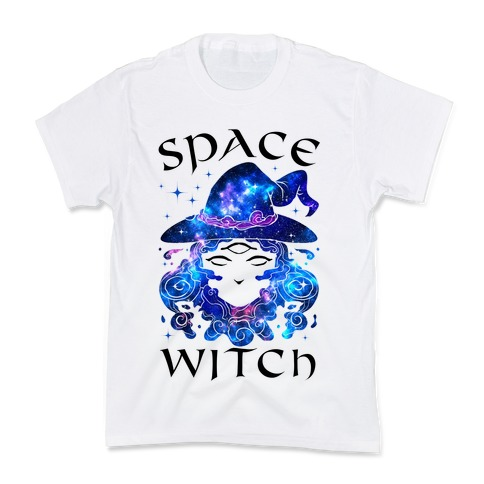 Space Witch Kids T-Shirt