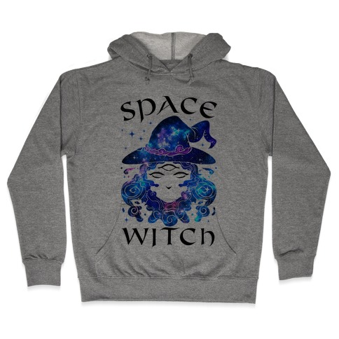 Space Witch Hooded Sweatshirt