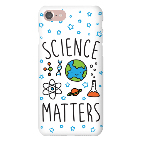Science Matters Phone Case