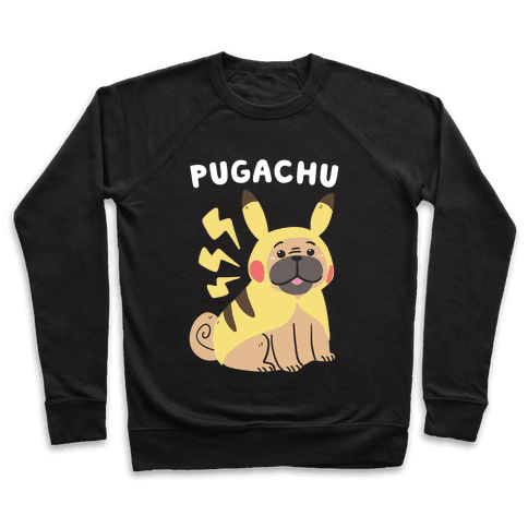 Pugachu Pullover