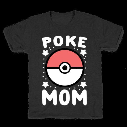Poke Mom Kids T-Shirt