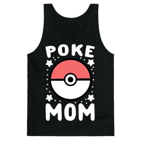 Poke Mom Tank Top