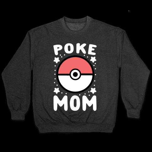 Poke Mom Pullover