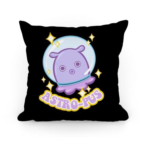 Astro-pus Pillow