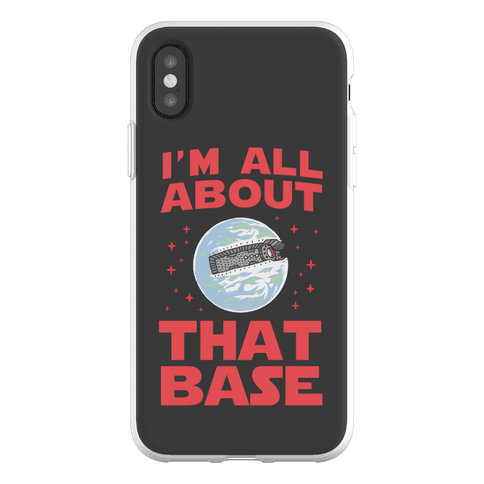 All About That Base (Starkiller Base) Phone Flexi-Case