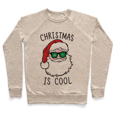 Christmas Is Cool Pullover
