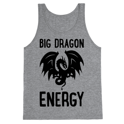 Big Dragon Energy Tank Top