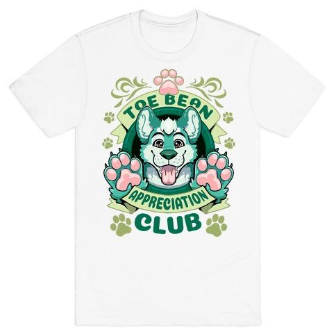 Toe Bean Appreciaton Club T-Shirt