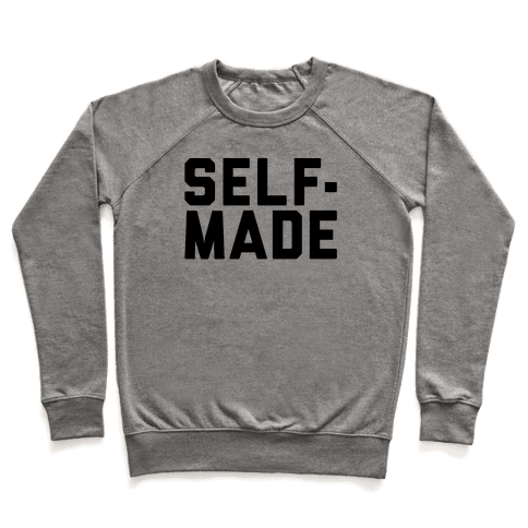 Self-Made Pullover