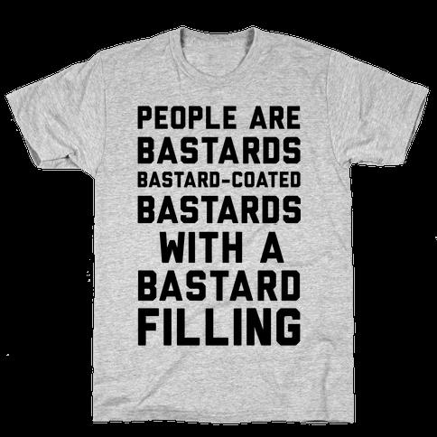 People Are Bastards