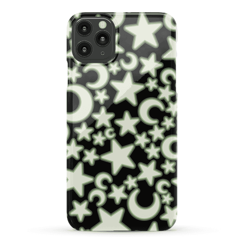 Ceiling Stars Pattern Phone Case