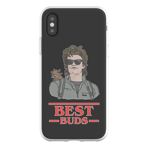 Best Buds Steve Phone Flexi-Case
