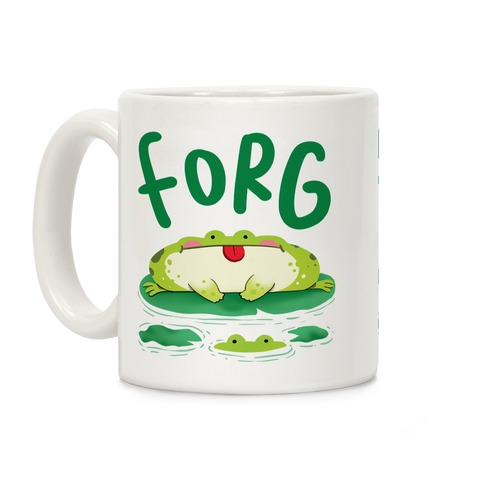 Forg Coffee Mug