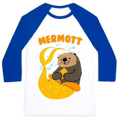 Mermott Baseball Tee