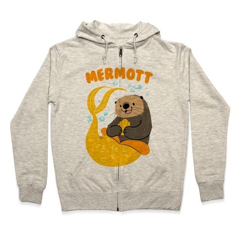 Mermott Zip Hoodie