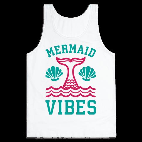 Mermaid Vibes Tank Top