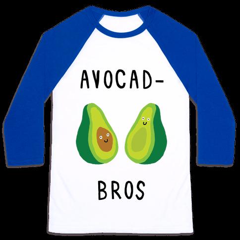 Avocad-Bros Baseball Tee