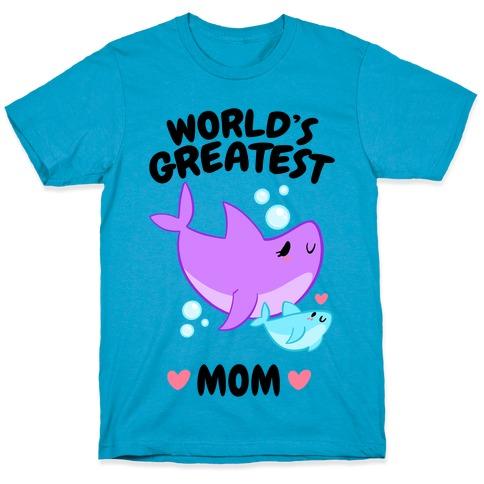 World's Greatest Mom T-Shirt