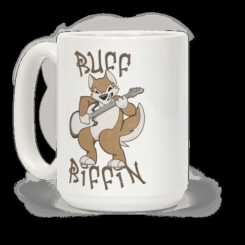 Ruff Riffin' Coffee Mug