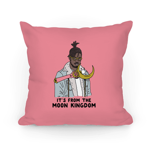 It's From The Moon Kingdom Pillow