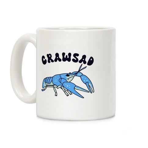 Crawsad Coffee Mug