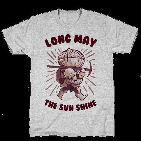 Siegward: Long May The Sun Shine Mens T-Shirt
