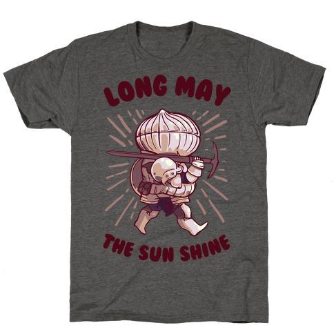 Siegward: Long May The Sun Shine T-Shirt