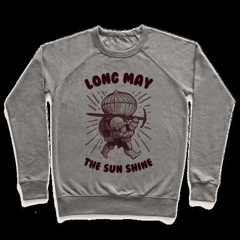 Siegward: Long May The Sun Shine Pullover