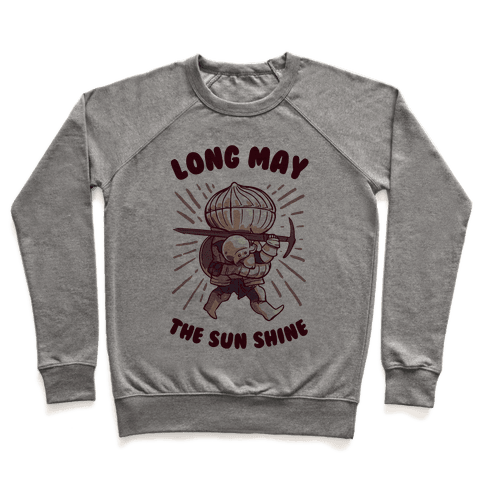 Siegward: Long May The Sun Shine Pullover