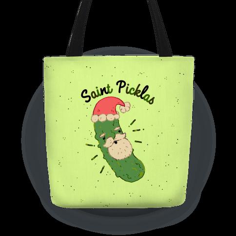 Saint Picklas Tote