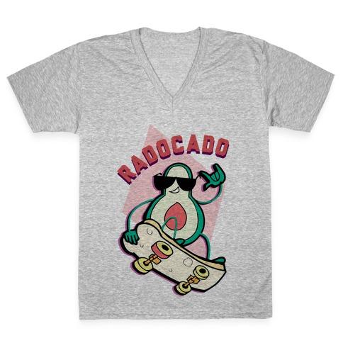Radocado V-Neck Tee Shirt