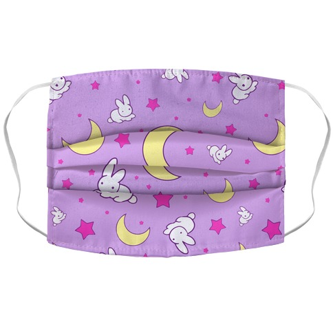 Sailor Moon Blanket Face Mask Cover
