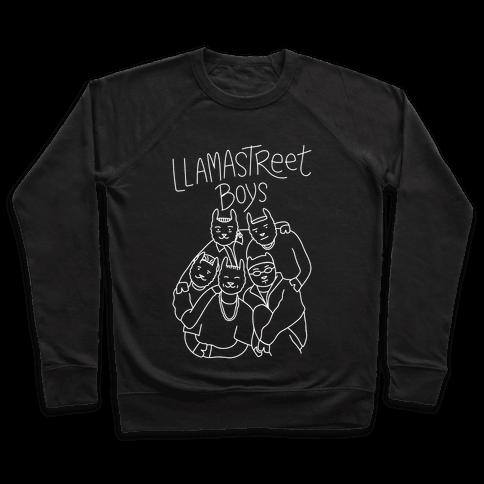 Llamastreet Boys Pullover
