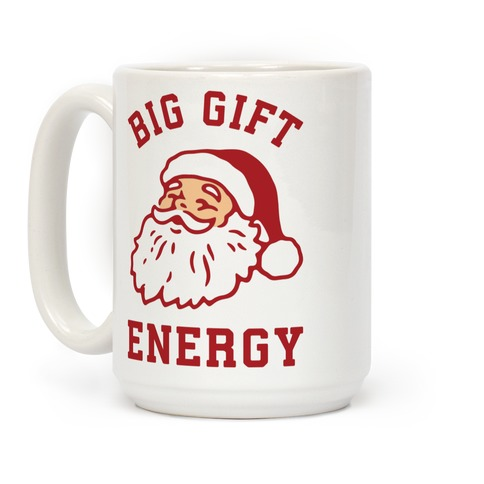 Big Gift Energy Coffee Mug
