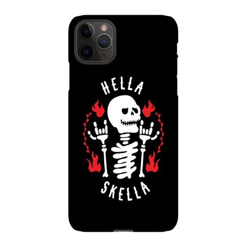 Hella Skella Phone Case