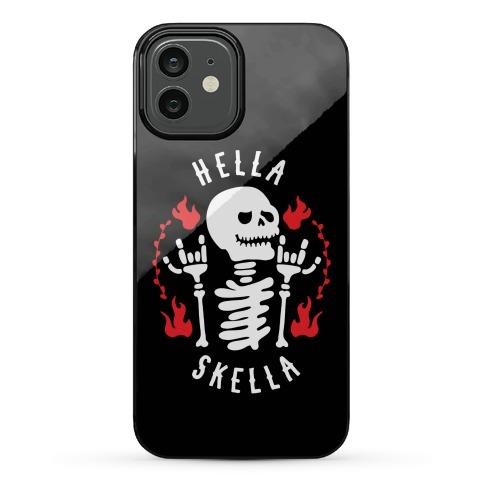 Hella Skella Phone Case