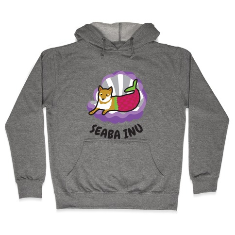 Seaba Inu Hooded Sweatshirt
