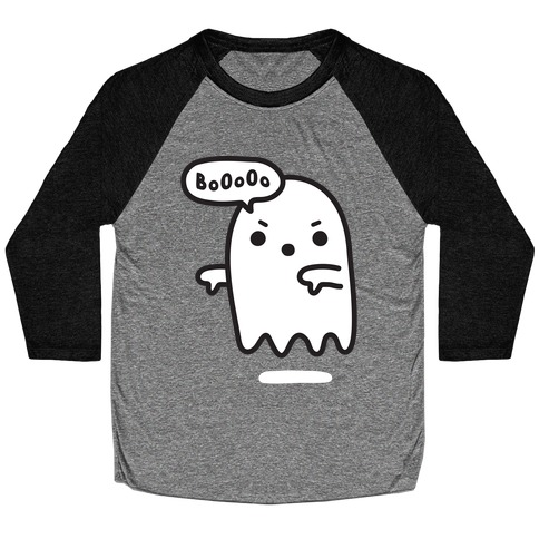 Disapproving Ghost Baseball Tee