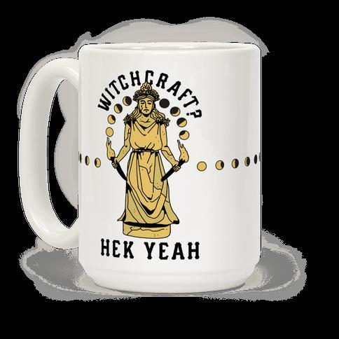 Witchcraft? Hek Yeah Coffee Mug