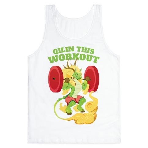 Qilin This Workout! Tank Top