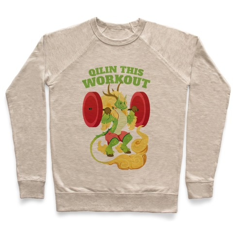 Qilin This Workout! Pullover