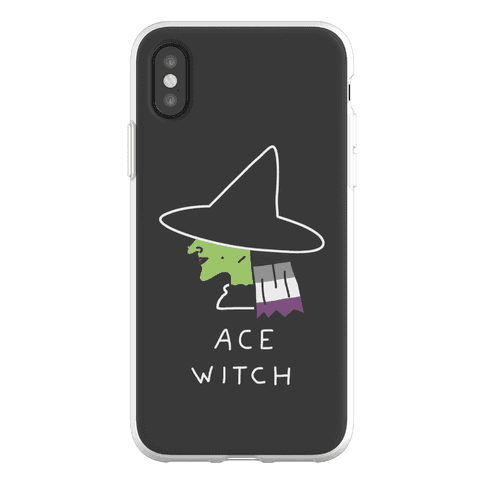 Ace Witch Phone Flexi-Case