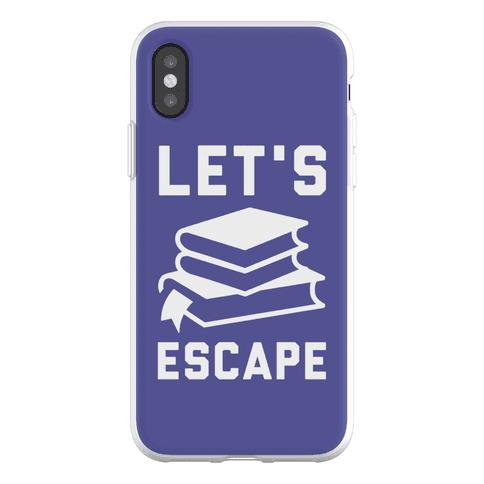 Let's Escape Phone Flexi-Case